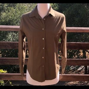 Burberry Button Down Blouse
